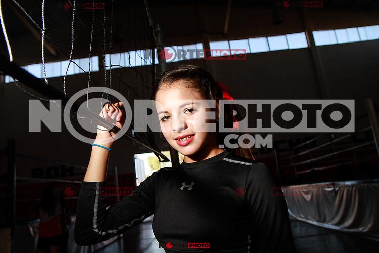 Emily Duarte,  Voleibol
