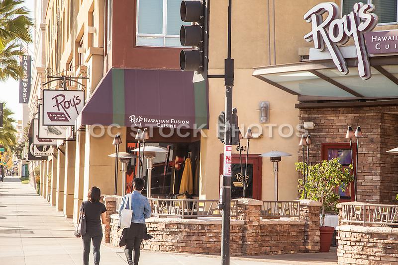 Roy's Hawaiian Fusion Restaurant in Pasadena California