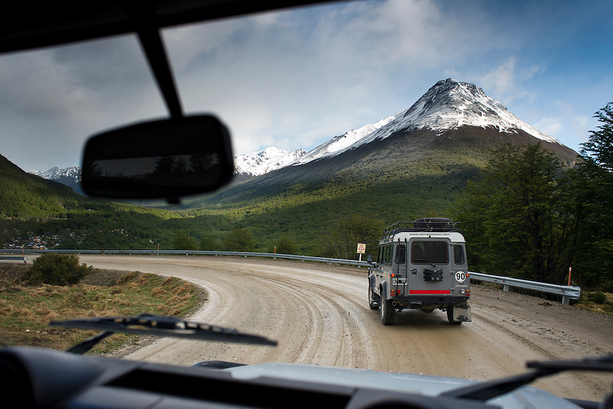 Ushuaia, tierra del Fuego, Patagonia, Argentina