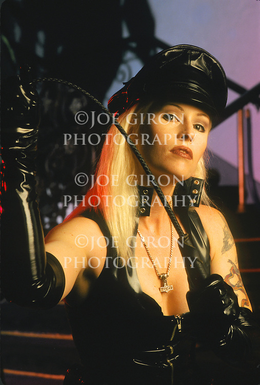 Various portrait sessions of the rock band, Genitorturers.