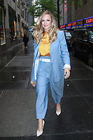 NEW YORK, NY - MAY 16: Danielle Savre  seen on May 16, 2018 in New York City. Credit: DC/MediaPunch