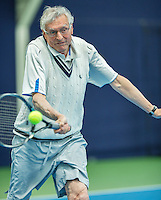 Hilversum, The Netherlands, March 10, 2016,  Tulip Tennis Center, NOVK, Peter Blaas<br /> Photo: Tennisimages/Henk Koster