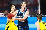 3 Braydon Hobbs EWE Baskets Oldenburg , 43 Luke Sikma mit Ball Alba Berlin <br /><br /><br />Basketball Finalturnier 2020, nph0001: Halbfinale Spiel 1  <br />22.06.2020<br /><br />FOTO: Mladen Lackovic / LakoPress /Pool / nordphoto<br /><br />Nur für journalistische Zwecke! Only for editorial use! <br />No commercial usage!