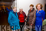 Staff past and present at the open viewing day in Valentia Island Community Hospital on Thursday were l-r; Una O'Connell(Staff), Bridie Egan(Retired), Mary McCrohan(Retired) & Margaret Daly(Clinical Manager).