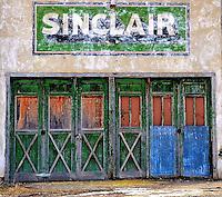 Old Gas Station - Elberta, Utah