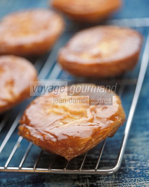 """Europe/France/Bretagne/29/Finistère/Lannilis: Kouing Amann de Michel Izard boulanger Patissier """"La Maison du Boulanger"""""""