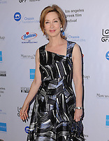 "05 June 2016 - Hollywood, California - Sharon Lawrence. Arrivals for the 2016 LA Greek Film Festival Premiere Of ""Worlds Apart"" held at The Egyptian Theater. Photo Credit: Birdie Thompson/AdMedia"