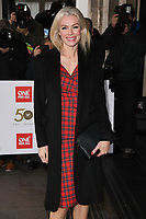 Nell McAndrew<br /> arriving for the TRIC Awards 2019 at the Grosvenor House Hotel, London<br /> <br /> ©Ash Knotek  D3487  08/03/2019