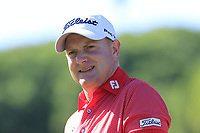 Richard McEvoy (ENG) walks off the 11th tee during Thursday's Round 1 of the 2018 Turkish Airlines Open hosted by Regnum Carya Golf &amp; Spa Resort, Antalya, Turkey. 1st November 2018.<br /> Picture: Eoin Clarke | Golffile<br /> <br /> <br /> All photos usage must carry mandatory copyright credit (&copy; Golffile | Eoin Clarke)