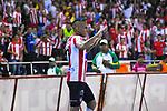 Junior venció 2-0 a Independiente Medellín (3-1 en el global). Final Copa Águila 2017.