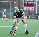 AMSTELVEEN -Glenn Turner (R'dam)    tijdens de hoofdklasse competitiewedstrijd heren, AMSTERDAM-ROTTERDAM (2-2). COPYRIGHT KOEN SUYK