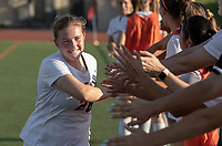 Oxy womens' soccer plays against Redlands on Sept. 18, 2019 on Patterson Field.<br /> (Photo by Marc Campos, Occidental College Photographer)