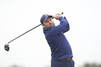 Paul O'Hanlon (Carton House) on the 2nd tee during Round 1 of The East of Ireland Amateur Open Championship in Co. Louth Golf Club, Baltray on Saturday 1st June 2019.<br /> <br /> Picture:  Thos Caffrey / www.golffile.ie<br /> <br /> All photos usage must carry mandatory copyright credit (© Golffile | Thos Caffrey)