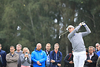 Matthias Schwab (AUT) during the third round of the Porsche European Open , Green Eagle Golf Club, Hamburg, Germany. 07/09/2019<br /> Picture: Golffile   Phil Inglis<br /> <br /> <br /> All photo usage must carry mandatory copyright credit (© Golffile   Phil Inglis)