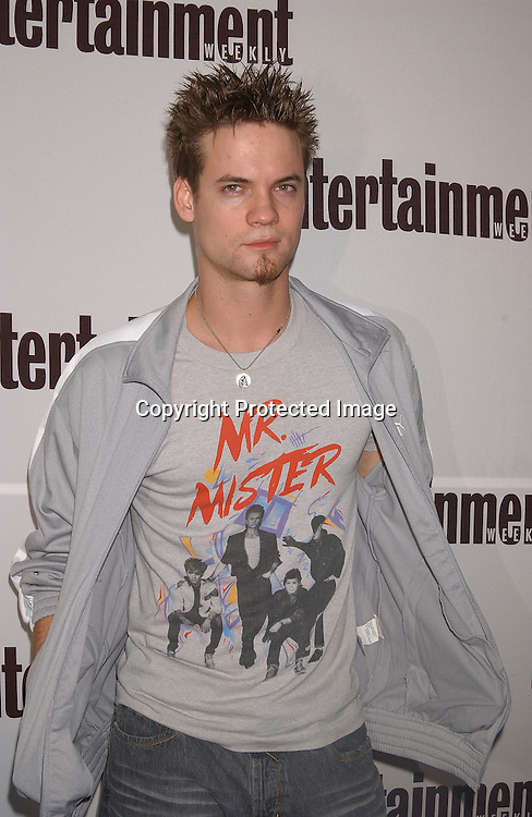 ..Shane West..at the Entertainment Weekly It List party on June 23,2003 at the Roxy in New York...Photo By Robin Platzer, Twin Images