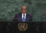 72 General Debate &ndash; 22 September <br /> <br /> Saint Vincent and the Grenadines