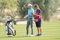 Maximilian Kieffer (GER) during the final round of the Commercial Bank Qatar Masters 2020, Education City Golf Club , Doha, Qatar. 08/03/2020<br /> Picture: Golffile | Phil Inglis<br /> <br /> <br /> All photo usage must carry mandatory copyright credit (© Golffile | Phil Inglis)