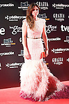 Maria Botto attends Goya Cinema Awards 2014 red carpet at Centro de Congresos Principe Felipe on February 9, 2014 in Madrid, Spain. (ALTERPHOTOS/Victor Blanco)