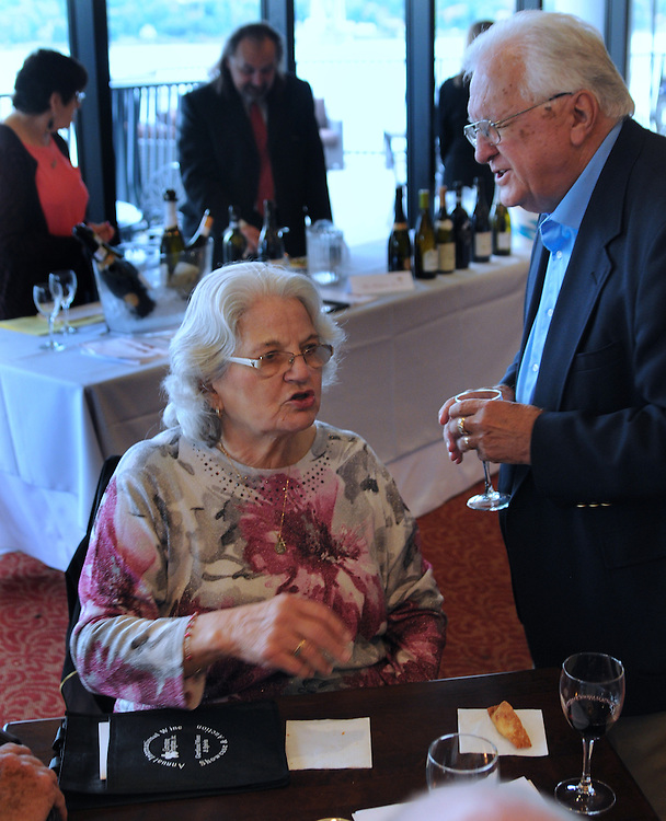 Candid view of activity at Greystone Programs' 27th Annual International Wine Showcase & Auction, held at The Grandview, in Poughkeepsie, NY, on Sunday, October 2, 2016. Photo by Jim Peppler; Copyright Jim Peppler 2016.