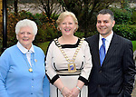 Mary MacMonagle, The Malton Hotel, Killarney who was elected President of SKAL, Killarney pictured with her husband Massimo Mirabile and her mother Bernie MacMonagle at the SKAL agm in the Killarney Park Hotel this week..Skal is a professional organisation of tourism leaders around the world, promoting global tourism and friendship. It is the only international group uniting all branches of the travel and tourism industry. Its members, the industry's managers and executives, meet at local, national, regional and international levels to discuss and pursue topics of common interest..Picture by Don MacMonagle...PR PHOTO FROM SKAL