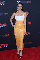 """LOS ANGELES - AUG 13:  Corinne Foxx at the """"47 Meters Down: Uncaged"""" Los Angeles Premiere at the Village Theater on August 13, 2019 in Westwood, CA"""