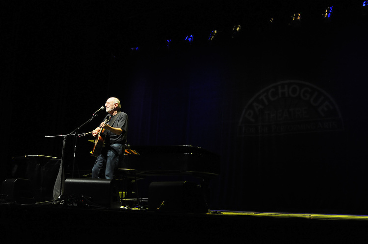 Peter Yarrow, performing at the 3rd Annual Patchogue Folk Music Festival, at the Patchogue Theater for the Performing Arts (71 Main Street) in Patchogue, NY on Saturday, April 9, 2011. Photo by Jim Peppler. Copyright Jim Peppler/2011.
