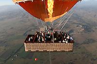 20131015 October 15 Hot Air Balloon Gold Coast