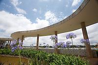 Belo Horizonte_MG, 18 de Novembro de 2010...Jornal Estado de Minas / Pampulha..Imagens da Casa do baile, integrante do Conjunto Arquitetonico da lagoa da Pampulha, projetado por Oscar Niemeyer. Foi transformada em um pequeno museu onde ocorrem exposicoes periodicas...Foto: JOAO MARCOS ROSA / NITRO