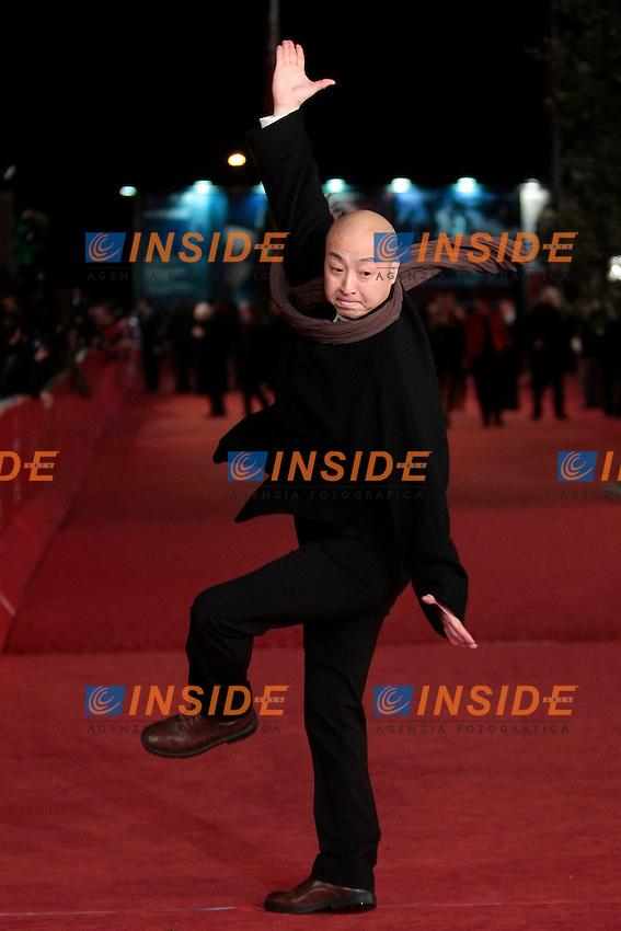 Lin Weilin <br /> Roma 16-11-2013 Auditorium <br /> Festival Internazionale del Film di Roma<br /> Rome Film Festival <br /> Red Carpet <br /> Foto Samantha Zucchi / Insidefoto