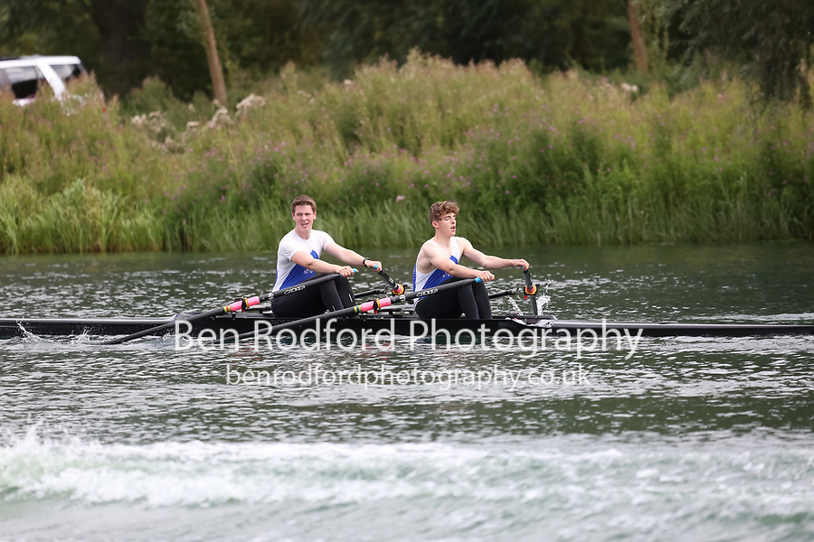 Race: 81: Tier2 2x  Rep 1<br /> <br /> Peterborough Summer Regatta 2017 - Saturday<br /> <br /> To purchase this photo, or to see pricing information for Prints and Downloads, click the blue 'Add to Cart' button at the top-right of the page.