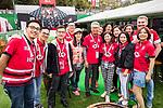 HSBC Hexagon Suite at the HSBC Sevens Village during the HSBC Hong Kong Rugby Sevens 2018 on 07 April 2018, in Hong Kong, Hong Kong. Photo by Yu Chun Christopher Wong / Power Sport Images