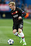 Bayer 04 Leverkusen's Julian Brandt during Champions League 2016/2017 Round of 16 2nd leg match. March 15,2017. (ALTERPHOTOS/Acero)