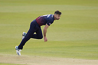 James Anderson of Lancashire CCC in action during Middlesex vs Lancashire, Royal London One-Day Cup Cricket at Lord's Cricket Ground on 10th May 2019