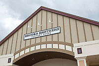 A Brooks Brothers Factory store is pictured at the Settlers' Green Outlet Village in North Conway, New Hampshire Thursday June 13, 2013.