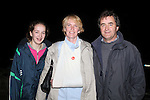 Michael, Karen and Sharon Peel at the Ghost Tour of Oldbridge House..(Photo credit should read Jenny Matthews www.newsfile.ie)....This Picture has been sent you under the condtions enclosed by:.Newsfile Ltd..The Studio,.Millmount Abbey,.Drogheda,.Co Meath..Ireland..Tel: +353(0)41-9871240.Fax: +353(0)41-9871260.GSM: +353(0)86-2500958.email: pictures@newsfile.ie.www.newsfile.ie.