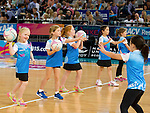 8/3/2015<br /> ANZ Championship 2015<br /> <br /> Round 2 Vixens v Thunderbirds at Hisence Arena<br /> <br /> <br /> <br /> Photo: Grant Treeby<br /> www.treebyimages.com.au