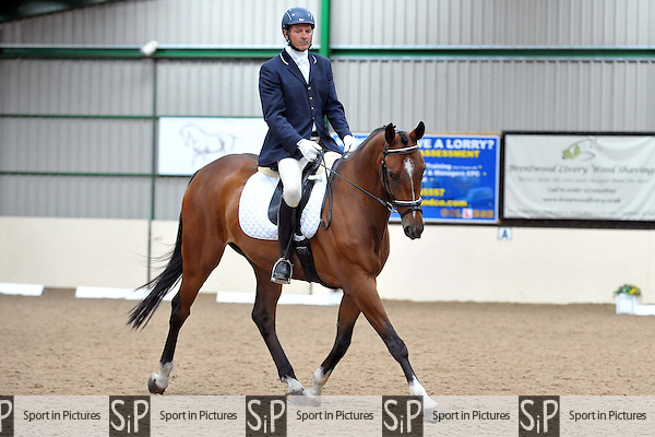 Dressage. Brook Farm Training Centre. Essex. 25/07/2015. MANDATORY Credit Ellie Ingram/Sportinpictures - NO UNAUTHORISED USE - 07837 394578
