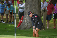 Ariya Jutanugarn (THA) chips on to 2 during round 4 of the U.S. Women's Open Championship, Shoal Creek Country Club, at Birmingham, Alabama, USA. 6/3/2018.<br /> Picture: Golffile | Ken Murray<br /> <br /> All photo usage must carry mandatory copyright credit (&copy; Golffile | Ken Murray)