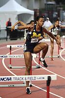 2009 NCAA National Track & Field Championships.Amber Hay