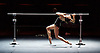 Diana Vishneva<br /> On the Edge <br /> at The London Coliseum, London, Great Britain <br /> 14th April 2015 <br /> <br /> Switch <br /> <br /> choreography by Jean-Christophe Maillot <br /> <br /> Diana Vishneva<br /> <br /> <br /> <br /> Photograph by Elliott Franks <br /> Image licensed to Elliott Franks Photography Services