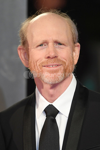 LONDON, ENGLAND - FEBRUARY 12: Ron Howard attends the 70th EE British Academy Film Awards (BAFTA) at Royal Albert Hall on February 12, 2017 in London, England.<br /> CAP/BEL<br /> &copy;BEL/Capital Pictures /MediaPunch ***NORTH AND SOUTH AMERICAS ONLY***