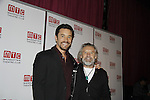Guiding Light's Tom Pelphrey and Gordon Joseph Weiss star in Broadway's Fool For Love on opening night - October 8, 2015 at the Samuel J. Friendan Theatre, 47th Street, New York City, New York with after party. (Photo by Sue Coflin/Max Photos)