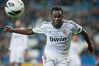 Essien seeking ball
