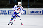 Uppsala 2013-11-13 Bandy Elitserien IK Sirius - IFK Kung&auml;lv :  <br /> Kung&auml;lv Mikael Lindberg i aktion <br /> (Foto: Kenta J&ouml;nsson) Nyckelord:  portr&auml;tt portrait