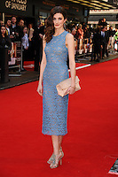 Daisy Bevan arriving for the UK Premiere of The Two Faces of January<br /> Curzon Cinema, Mayfair, London. 13/05/2014 Picture by: Steve Vas / Featureflash
