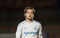 Antony Evans of Everton during the U23 Premier League 2 match between Chelsea and Everton at the EBB Stadium, Aldershot, England on 25 August 2017. Photo by Andy Rowland.