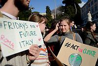 #ClimateStrike, #FridaysforFuture, a Roma