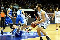 GRONINGEN - Basketbal, Donar - Landstede Zwolle, Martiniplaza, Dutch Basketbal league, seizoen 2018-2019, 02-02-2019, Donar speler Shane Hammink
