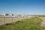 A pumping station on the TransCanada mainline in Saskatchewan. (Credit: Robert van Waarden - http://alongthepipeline.com)
