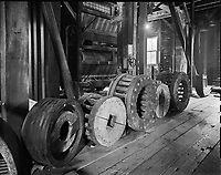 Wooden Gears and Pulleys<br />